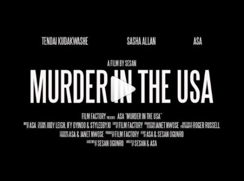 "[Video] Asa - ""Murder In The USA"""