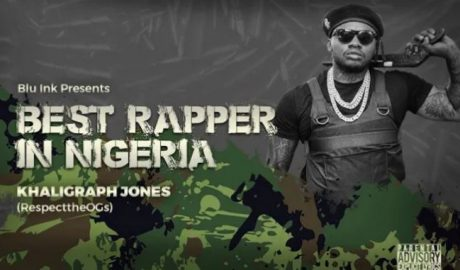 Khaligraph Jones Best Rapper In Nigeria Blaqbonez Diss