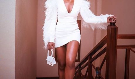 Checkout Tiwa Savage's New Look (Photos)