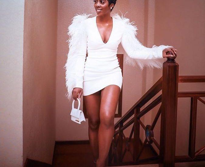 Checkout Tiwa Savage's New Look (Photos)